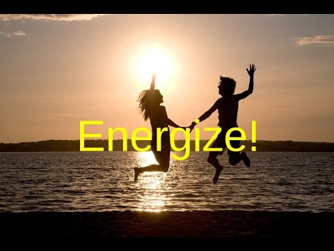 Energize! Increase Mental Ability, Energizing effect