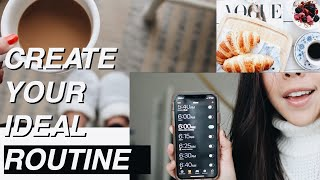HOW TO Create Your 2019 Morning and Night Routines