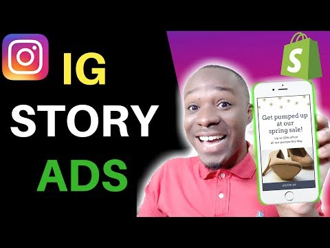 $1200 Per Day on Shopify With Instagram Story Ads 😍 (Step by Step)
