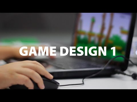 Youth Digital Game Design 1 Course for Kids