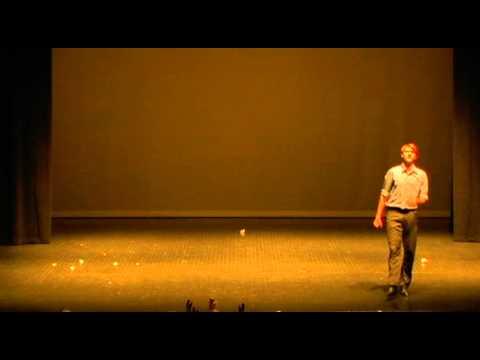 Global Rhythms 2011: Act 16 - Irish Step Dancing