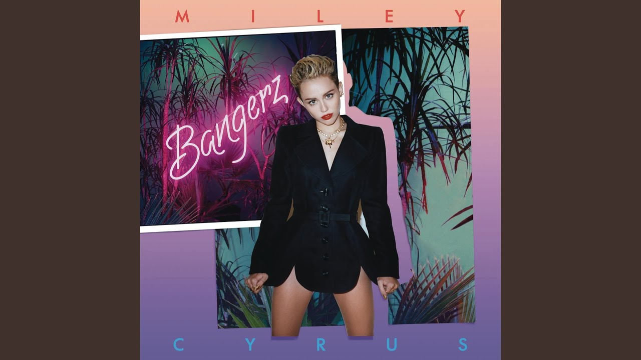 Miley Cyrus - SMS (Bangerz) [feat. Britney Spears]