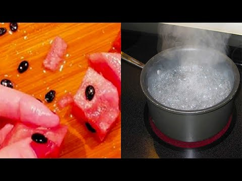 Take Watermelon Seeds and Boil Them! The Results Will Shock You! (Recipe)- By Healthy Ways