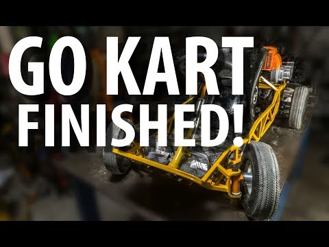 GO KART - Part 4 - COMPLETED!