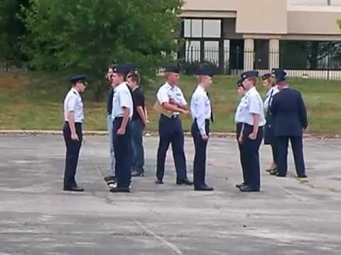 CAP Uniform Inspection