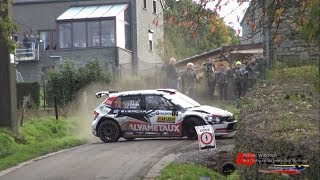 Shakedown Rally du Condroz Huy 2018 | Show & Mistakes | ADRacing