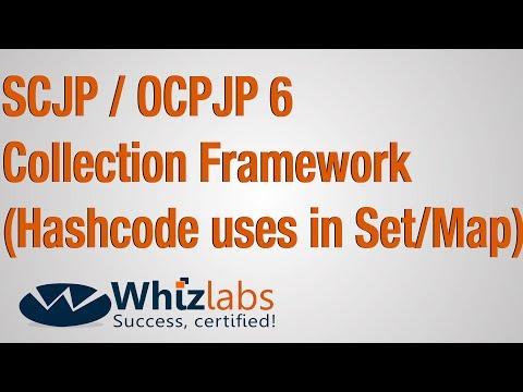 SCJP 6 / OCPJP 6 Certification   Collection Framework (Hashcode usage in Set/Map)