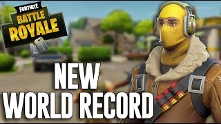 We Beat The Duos Record!!! Fortnite Battle Royale Gameplay - Ninja & KingRichard