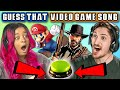 Download  GUESS THAT VIDEO GAME SONG CHALLENGE | FBE Staff Reacts MP3,3GP,MP4