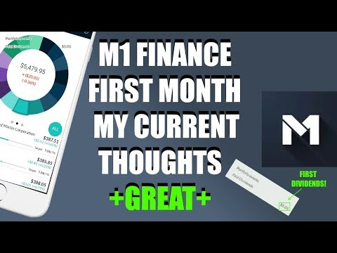M1 Finance - Self Managed Roth IRA After 1 Month & Investment Feature Review