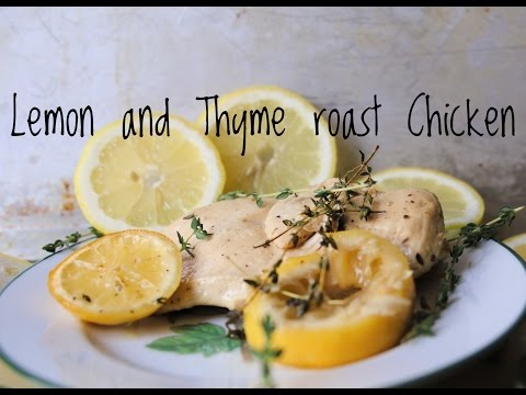 How To Make Lemon Chicken - with Thyme