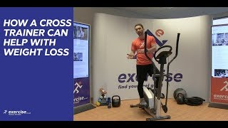 How Can a Cross Trainer Help With Fat Loss
