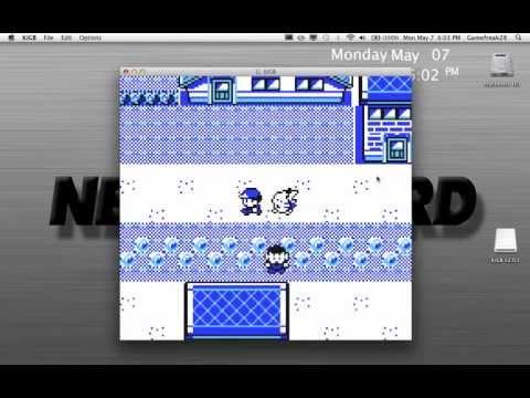 Gameboy Color Emulator for Mac OS X El Capitan