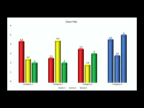 How to Create 3D Animated Chart in PowerPoint 2016