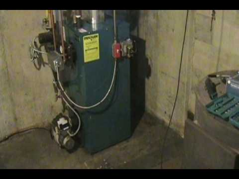 Oil Furnace Cleaning (Part 3)