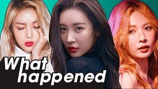 What Happened to Wonder Girls