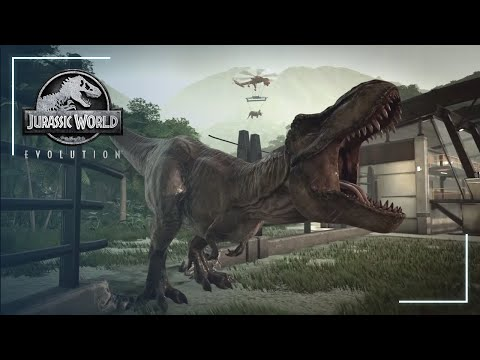 Jurassic World Evolution | Pre-Order Now! | Jurassic World