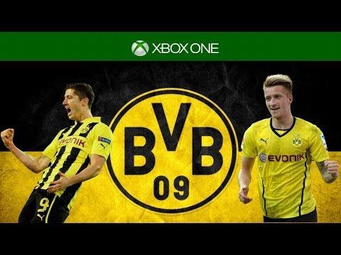 FIFA 14 Xbox One - Borussia Dortmund Career Mode Ep. 1