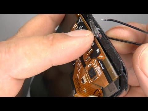 Galaxy Note 2 Digitizer Glass LCD Display Screen Replacement + Home Key Ribbon Flex + Stylus Film