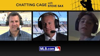 Chatting Cage: Steve Sax answers fans