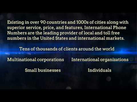 International Phone Numbers   Be Local Everywhere IPN