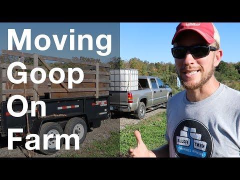 Instafarm: Moving Goop On Farm