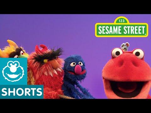 Sesame Street: Grover Shows Force