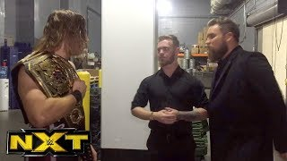 Tyler Bate & Trent Seven challenge Pete Dunne to find a tag team partner: Exclusive, Nov. 22, 2017