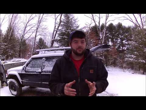 Np 231 Transfer Case Fluid Change in Jeep xj with teflon tape
