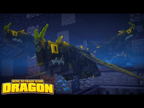 NIGHT TERROR AND ICE DRAGONS!! HOW TO TRAIN YOUR DRAGON #63 w/ Little Lizard