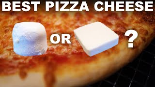 The best cheese for pizza