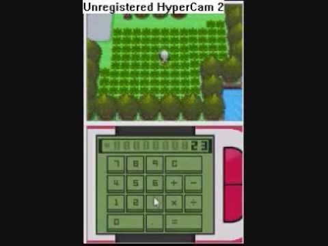 Pokemon Platinum gets cresselia giratina deoxys latias latios  part 2