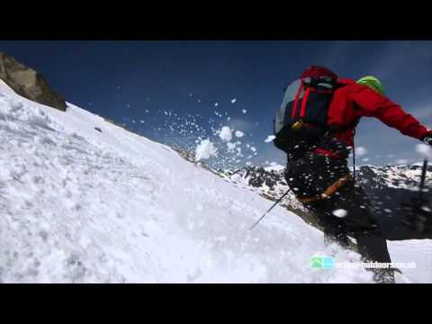 Steep Skiing Turns Tips