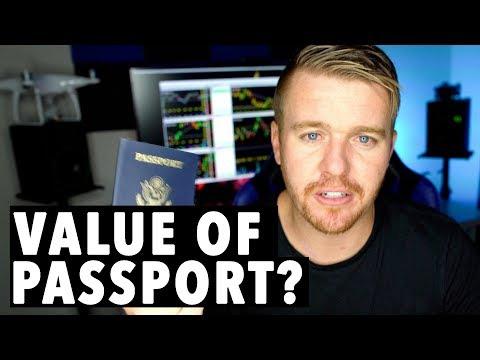Investing In Travel! PASSPORT RETURNS!