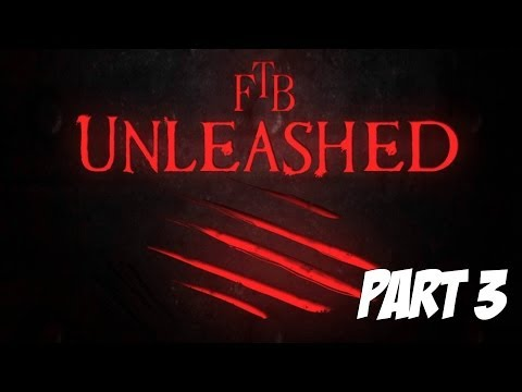 FTB Unleashed part 3: Clear glass