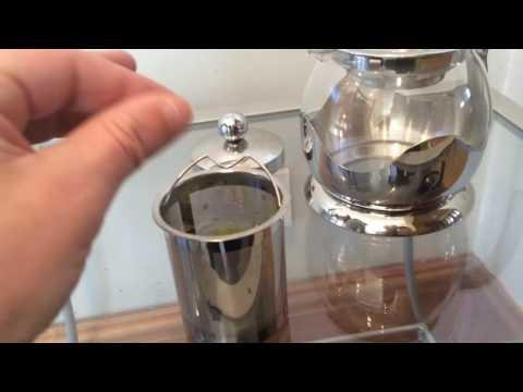 Making raspberry leaf tea