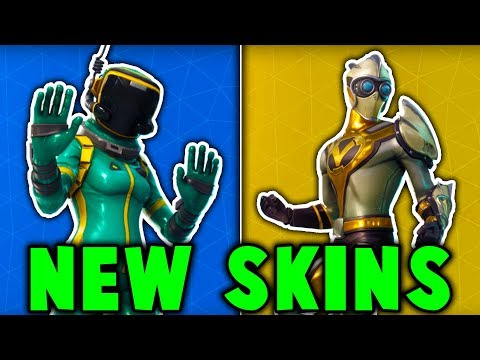 11 SECRET SKINS *LEAKED* IN FORTNITE EARLY! FIRST LOOK! (NEW EMOTES, GLIDERS, PICKAXES AND SKINS)