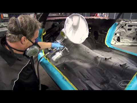 How To Keep Your Car Cool and Quiet - Heat & Sound Barrier - Lizard Skin Alternative - Eastwood