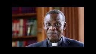 """""""Signor Dialogo"""" Monsignor Josiah Idowu-Fearon"""