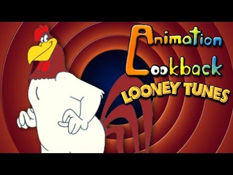 The History of Foghorn Leghorn - Animation Lookback: Looney Tunes