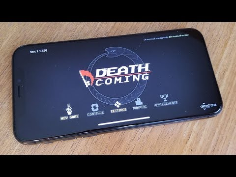 Death Coming App Review - Fliptroniks.com