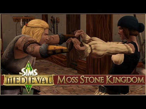 Rough-Housing with the Pirate Queen?! • Sims Medieval: Moss Stone Kingdom - Episode #29