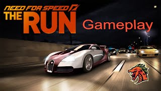 Need For Speed The Run Gameplay 1080p