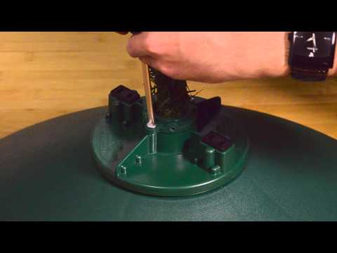 HomeLogic® Rotating Tree Stand