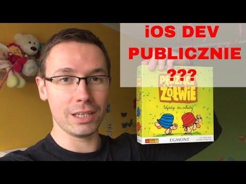 iOS DEVELOPER, publicznie? [devstyle vlog #123]