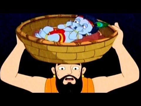 Bal Krishna - Lord Krishna Kills Kansa, Animated Hindi Story 1/4