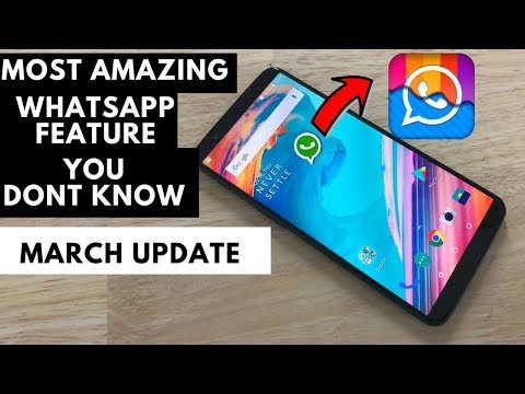 New Whatsapp trick 2018 : most amazing whatsapp feature you dont know