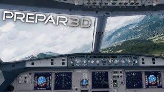 P3Dv4 2] NEW QualityWings 787 Landing at ORBX Dubrovnik - PakVim net