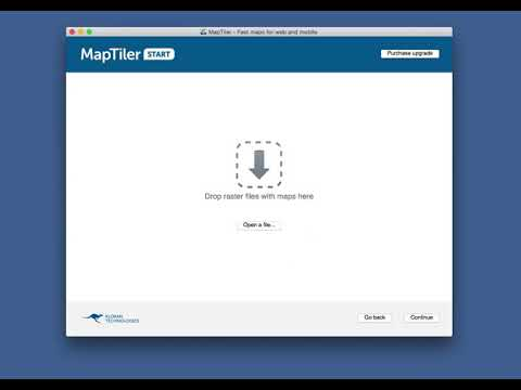MapTiler: How to overlay an image over a map