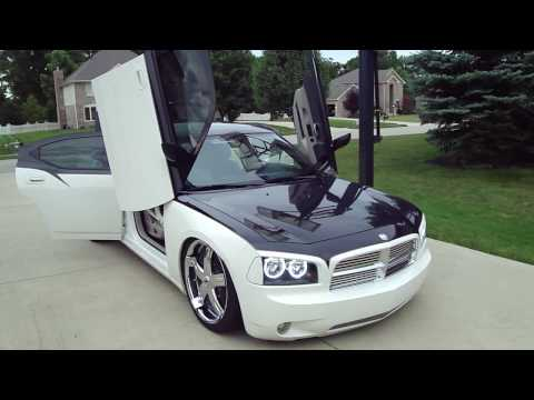 Charger Extreme Vehicle Designs edition, Davins, air ride, paint, interior, subs, screens,more!